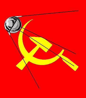 4 октября 1957 г. Страна победившего Социализма открыла человечеству дорогу в космос